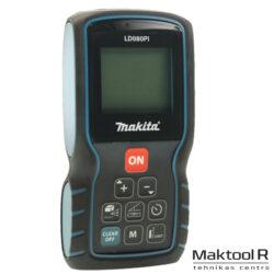 Lāzera tālmērs 80m Makita LD080PI