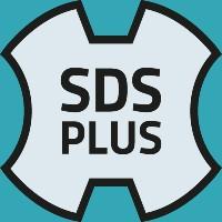 SDS-Plus stiprinājums