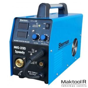 Sherman MIG 200 Speedy