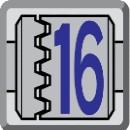 16 griezes momenta pozīcijas